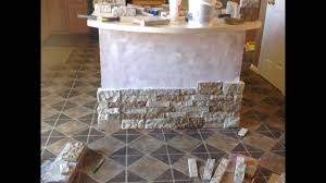 kitchen island airstone project march 28 29 2015 youtube