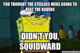 Ravens Steelers Memes - image jpg