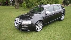 2007 Audi Avant Sam 5026 Audi S6 5 2 V10 4x4 435 Cv Avant 2007 Esterno Interno Mov