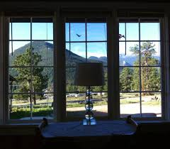 Men In Kilts Window Cleaning Alpenhaven Cabin Close To Rmnp W Private Tub Cabins For