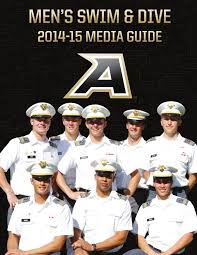 men u0027s swim dive 2014 15 media guide by army west point athletics