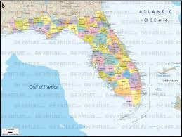 Map Of Florida And Alabama by Geoatlas Us States Florida Map City Illustrator Fully