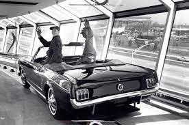 1964 Black Mustang Al And Gary Schweitzer U0027s 1965 Ford Mustang World U0027s Fair Convertible