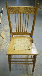 Antique Pressed Back Rocking Chair John Mark Power Antiques Conservator Repairing An Oak Pressed