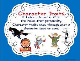 Character Trait Worksheet Teaching Character Traits In Reader U0027s Workshop Scholastic