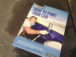 how to paint your car instructional book