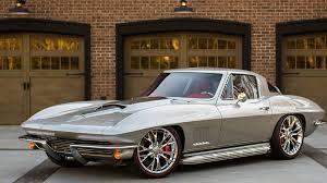 corvette restomod 1967 chevrolet corvette resto mod s110 houston 2017