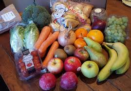 fresh fruit delivery the brick castle creamline fresh fruit and veg box delivery review