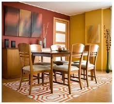 How To Select An Appropriately Sized Area Rug HMD Online - Area rug for dining room