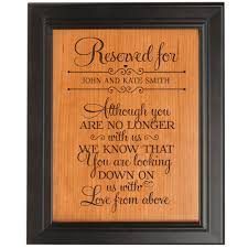 in loving memory personalized gifts although you are no longer with us in loving memory personalized