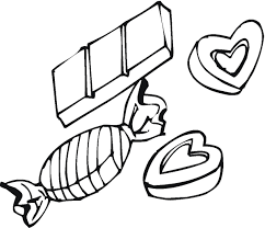 best photos of candy coloring pages printable candy coloring