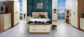 White Cream Bedroom Furniture by Oak And White Gloss Bedroom Furniture Descargas Mundiales Com