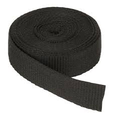 Straps For Patio Chairs by Everbilt 2 In Black Webbing Strap 810166 The Home Depot