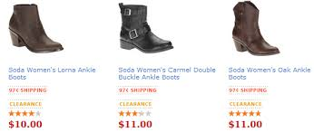 womens boots at walmart s scrunch boots 12 00 shipped coupons 4 utah