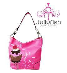 cupcake purse studio jellyfish cupcake purse