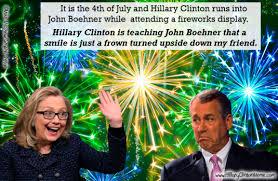 Fireworks Meme - hillary clinton the fourth of july hillary clinton meme