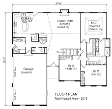 floor plans open concept best 25 open concept house plans ideas on open