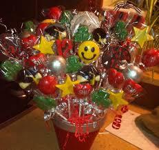 graduation fruit arrangements candy bouquet ideas from our subscribers ediblecraftsonline