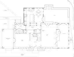 Renovation Floor Plans   first floor plans