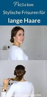 Frisuren F Lange Glatte Haare Anleitung by Wunderschöne Frisuren Zum Selbermachen Glattes Haar Locken