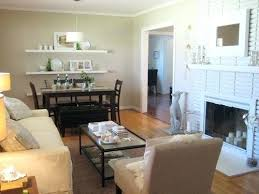 living dining room ideas living and dining room l shaped living dining room furniture layout