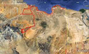 07 World Map by 07 U2013 Libya April To May 2007 Halfway Around The World And Back