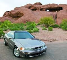 legendary 1994 acura legend coupe putting 530 000 hemmings