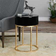 black and gold side table 36 best black and gold side tables images on pinterest occasional