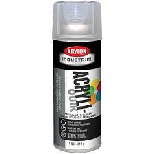 krylon k01301a07 acryli quik acrylic lacquer paint crystal clear