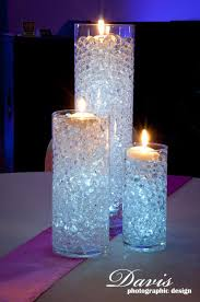 Purple Floating Candles For Centerpieces by Best 25 Cylinder Centerpieces Ideas On Pinterest Candle On The