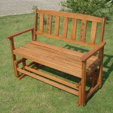 advantages of glider benches over rocking chairs and swings