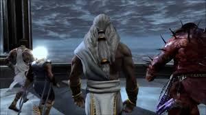 film god of war vs zeus god of war 3 epic gameplay kratos vs poseidon full fight full hd