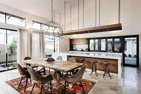 the house in loft style with bright interior in pert australia