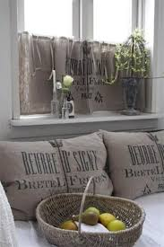 Green Burlap Curtains 23 Best Coffee Sack Curtains Images On Pinterest Burlap Curtains
