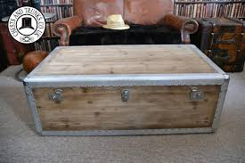 trunk coffee table set trunk coffee table set living room chest table coffee tables glass