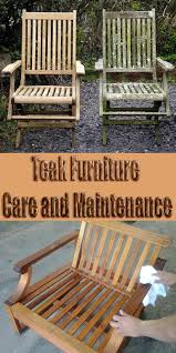 15 teak patio furniture ideas and how to maintenance it teak