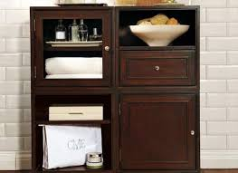 bathroom storage cabinets with drawers floor with toilet storage
