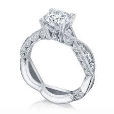 tacori crescent engagement ring 2644rd7512 platinum tacori classic crescent engagement ring tq