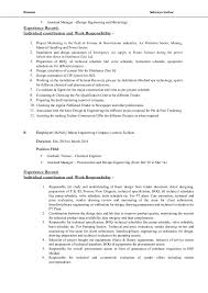 Second Job Resume by Resume Of Sukanya Sarkar Wt New