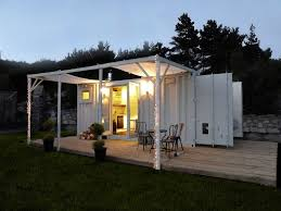garage container van house sea can homes shipping container shed
