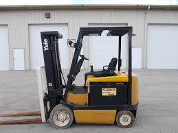 2008 yale erc060ghn36tf084 for sale sideshift forklift