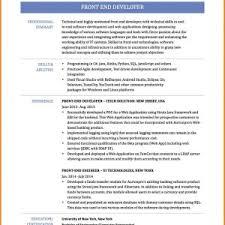 java developer resume resume sle java sles sle j2ee picture exles