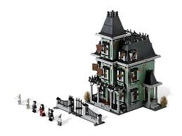 Haunted Mansion Floor Plan Haunted House 10228 Monster Fighters Lego Shop