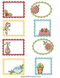 free printable christmas tags and labels cute christmas tags and