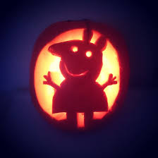 peppa pig halloween chester halloween pumpkin carving chester chronicle