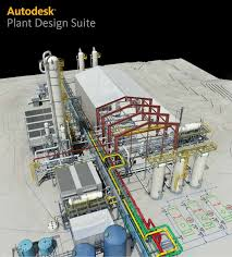factory layout design autocad pin point feed tech