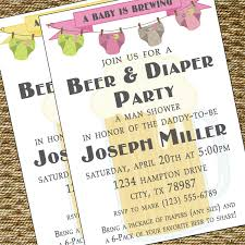 diaper party baby shower invitation wording baby care