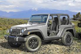 future jeep truck rough road ahead jeep sales dip could be trouble for fca