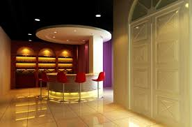 design of bar counter for home modern kitchen bar serves interior