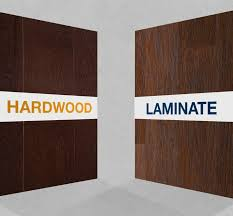 can you tell the difference between hardwood and laminate http